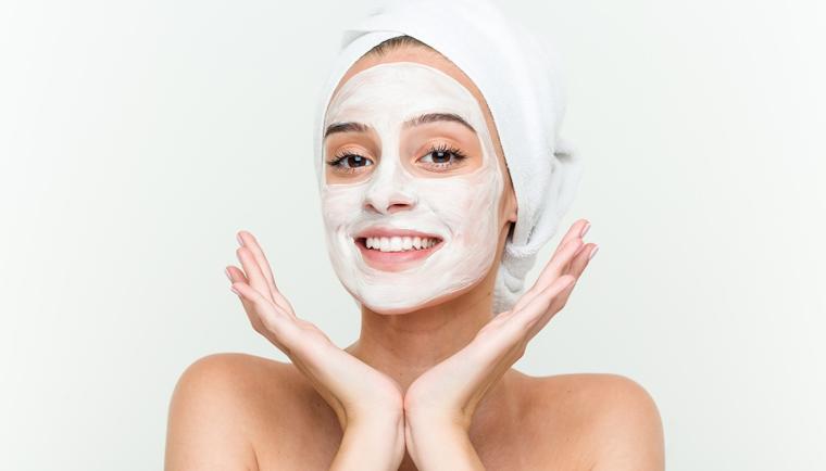 A 3 leghatékonyabb házi arcpakolás