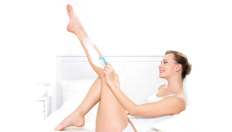 Hogyan depiláljunk bőrirritáció nélkül