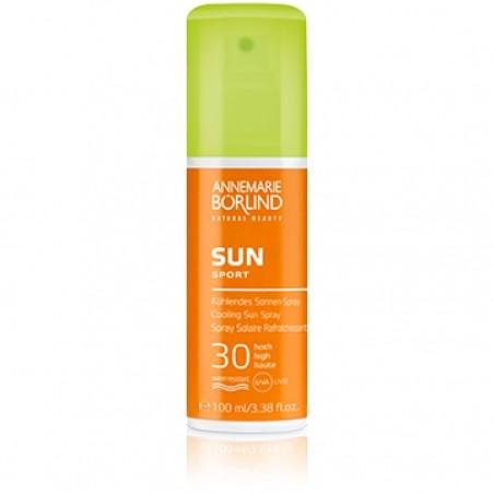 SPF 30 SPORT Hűsítő spray napozáshoz 100 ml