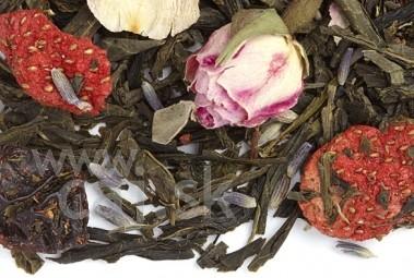 Eper pezsgőben tea / 60 g