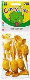 Citrom ízesítésű nyalókák, gluténmentes, 7x10 g, BIO