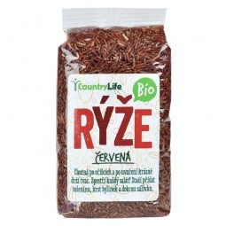 Vörös rizs natural 500 g BIO