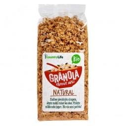 Granola - Ropogós müzli, natural, 350 g, BIO