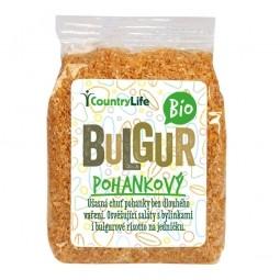 Bulgur - hajdina, 250 g, BIO