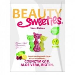 Cukorkák, Beauty Sweeties - Cicák, 125 g, vegán