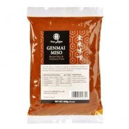 Genmai miso barna rizs paszta 400 g