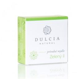 Természetes szappan - Zöld agyag  90 g
