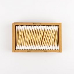 Higiénikus fülrügyek - Bambusz és pamut
