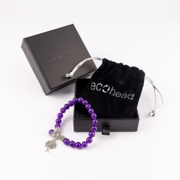 Karkötő - Purple Tree dobozban