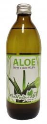 99,8%-os aloe vera-lé gyümölcspéppel - 500 ml