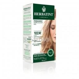 HERBATINT 10DR világos rezes arany tartós hajfesték