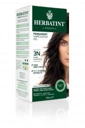 HERBATINT 3N sötét gesztenyebarna tartós hajfesték