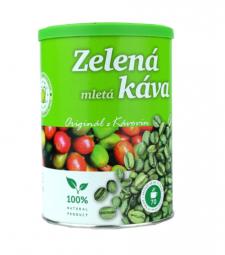 Zöldkávé őrlemény 230 g