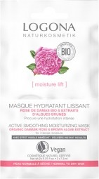 BIO damaszkuszi rózsa hidratáló maszk - érzékeny és száraz bőr