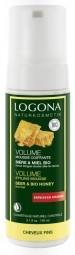 Volumennövelő hajhab sör és méz 150 ml