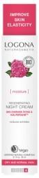 BIO damaszkuszi rózsa regeneráló éjjeli krém