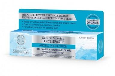 Természetes szibériai fogkrém - Arktikus védelem