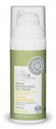 Nappali tápláló hidratáló krém mandzsúriai araliaból száraz bőrre