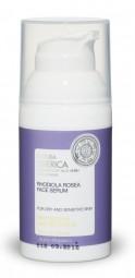 Védő és tápláló arcszérum Rhodiola Rósea-val nagyon száraz és érzékeny bőrre