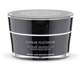 Caviar Platinum - intenzív éjszakai fiatalító arckrém 50ml