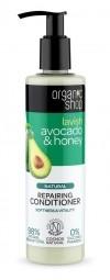 Organic Shop - Avokádó & Méz - Regeneráló hajkondicionáló, 280 ml
