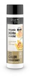 Organic Shop - Arany orchidea - Hajkondicionáló festett hajra, 280 ml
