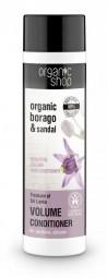 Organic Shop - Srí Lanka kincse - Volumennövelő hajkondicionáló, 280 ml