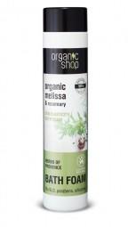 Organic Shop - Fürdőhab, Provence-i gyógynövények, 500 ml