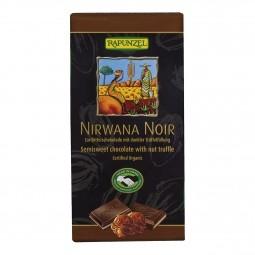 Nirwana étcsokoládé, BIO, 100 g, Rapunzel *