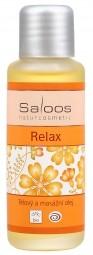 Relax - test- és masszázsolaj, 50