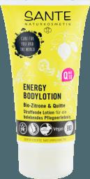 ENERGY testápoló tej BIO citrom és birsalma