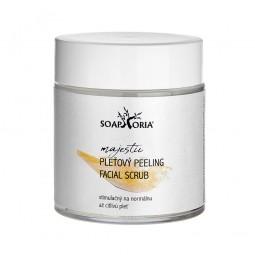 Frissítő & stimuláló peeling normál és érzékeny bőrre