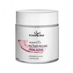Bőrmegújító & bőrkisimító peeling száraz és öregedő bőrre