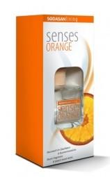 Lakásillatosító, narancs - diffúzor, 200 ml