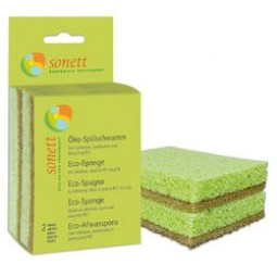 SONETT Eco mosószivacs 2ks