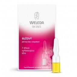 Testápoló rózsa olaj - 7 napos ránctalanító kúra 7x0,8 ml