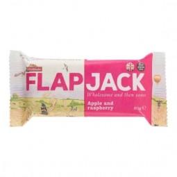 Flapjack zabszelet, málna-almalé, gluténmentes, 80 g