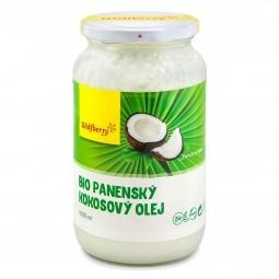 Szűz kókuszolaj, BIO, 1000 ml, Wolfberry *