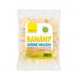 Liofilizált banán 20 g Wolfberry