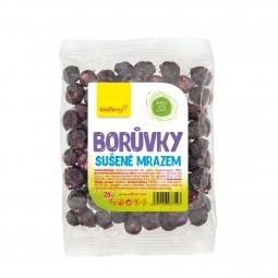 Fekete áfonya, liofilezett, 20 g, Wolfberry