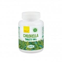 Chlorella BIO 100 g 400 tabletta Wolfberry *