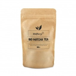Matcha tea BIO 100 g Wolfberry *
