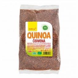 Quinoa piros BIO 500 g Wolfberry *
