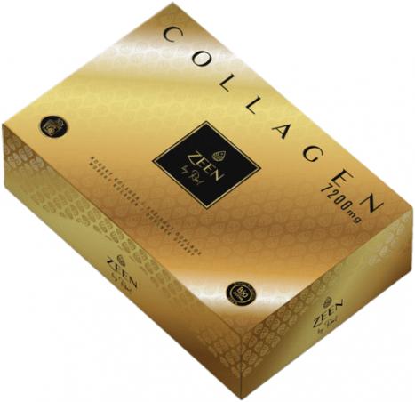 Zeen Collagen citromos ízzel
