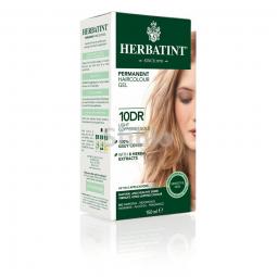 HERBATINT tartós hajfesték világos rezes arany 10DR