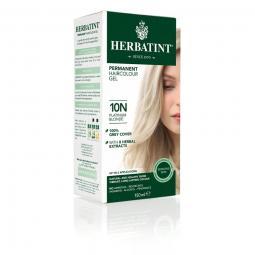HERBATINT tartós hajfesték platinaszőke 10N
