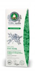 White Agafia - Fiatalság megőrzése - Arcpakolás, 50 ml