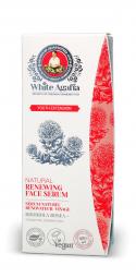 White Agafia - Fiatalság meghosszabbítása - Természetes arcszérum, 30 ml