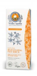 White Agafia - Aktív megfiatalodás - Fiatalító arcszérum