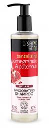 Organic Shop - Gránátalma & Pacsuli - Élénkítő sampon, 280 ml
